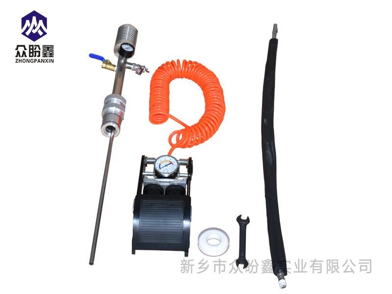 脚踏式液氮泵-众盼鑫液氮泵